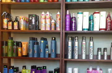 Hair Products at Genesis Hair Studio Albany NY